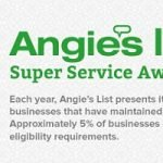 Stratagem Construction Earns Esteemed 2015 Angie's List Super Service Award