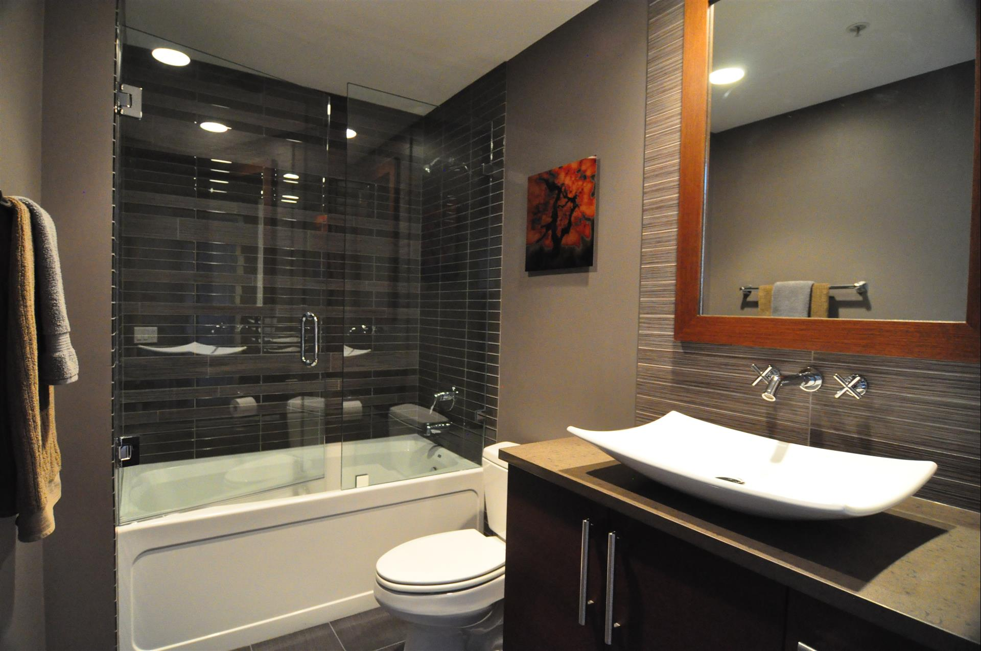 Bathroom Remodeling In Chicago Zenstyle Bathroom Remodel  Stratagem