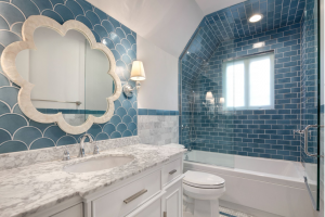 remodeled bathroom cost
